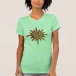 Sun Symbol T-Shirt