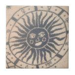 Sun Tapestry Ceramic Tiles