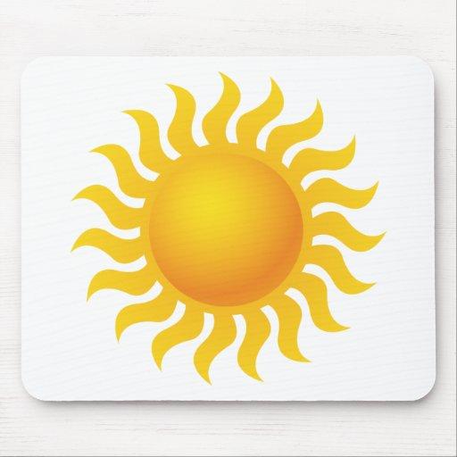 Sun Tapetes De Raton