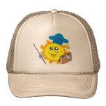 Sun teacher hats