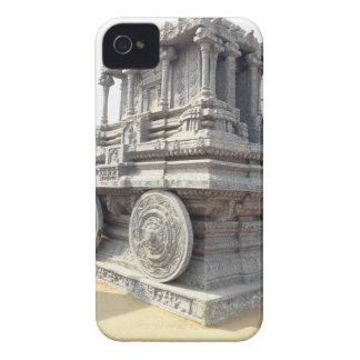 SUN temples of India miniature stone craft statue Case-Mate iPhone 4 Case