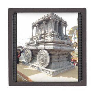 SUN temples of India miniature stone craft statue Gift Box