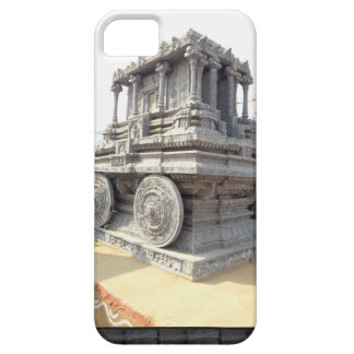 SUN temples of India miniature stone craft statue iPhone SE/5/5s Case