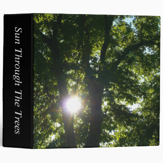 Sun Through The Trees (2.0in) Binder
