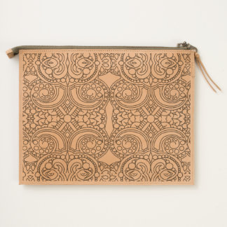 Sun to moon travel pouch