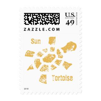 Sun Tortoise Postage