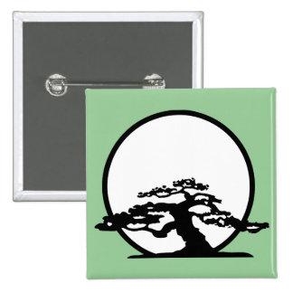 Sun Tree Pins