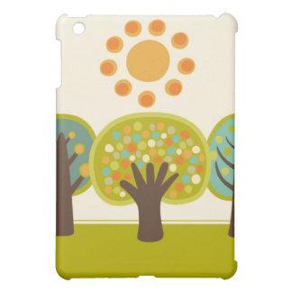 Sun & Trees iPad Case