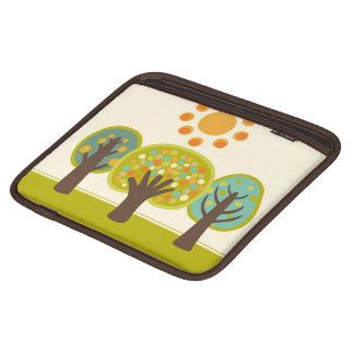 Sun & Trees iPad Sleeve