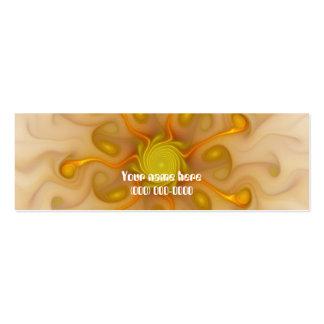 Sun Trippy Tarjetas De Negocios
