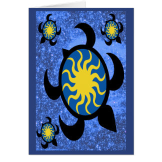 Sun Turtles Cards