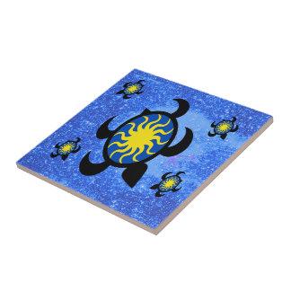 Sun Turtles Tile