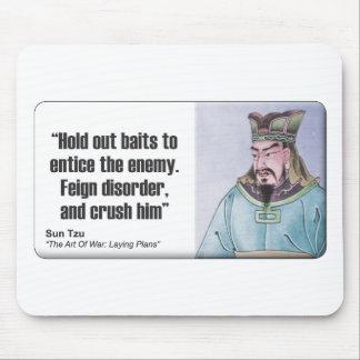 Sun Tzu: Feign Disorder Mouse Pad