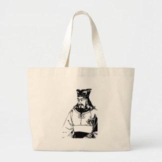 Sun Tzu Large Tote Bag