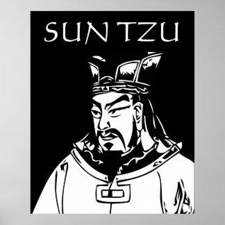 SUN TZU -- Military Strategist Poster