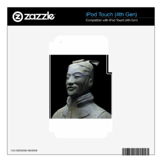 Sun Tzu Skins For iPod Touch 4G