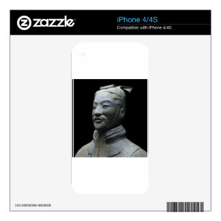 Sun Tzu Skins For The iPhone 4
