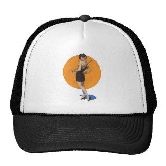Sun Umbrella for a Sunny Day Trucker Hats