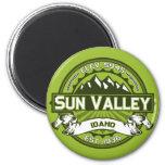 Sun Valley Color Logo Magnet Magnet