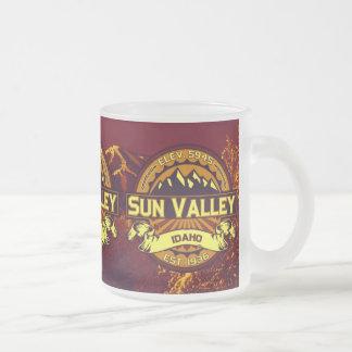 Sun Valley Color Logo Vibrant Mug