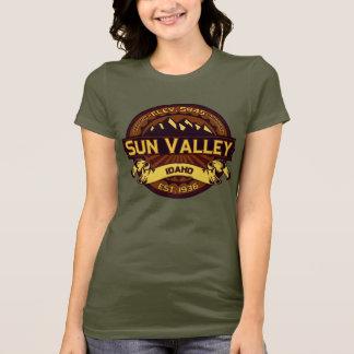 Sun Valley Color Logo Vibrant T-Shirt