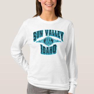 Sun Valley Est 1936 Black Ice T-Shirt