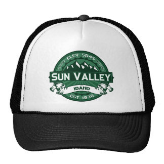 Sun Valley Forest Trucker Hat