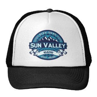 Sun Valley Ice Trucker Hat