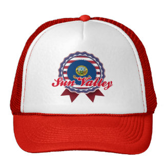 Sun Valley, ID Trucker Hat