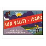 Sun Valley Idaho Postcards