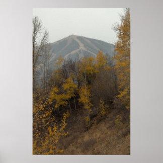 Sun Valley Idaho Poster