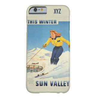 Sun Valley, Idaho Vintage Travel cases