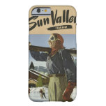 Sun Valley, Idaho Vintage Travel cases Barely There iPhone 6 Case