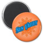 Sun Valley Magnet Fridge Magnets