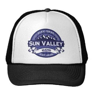Sun Valley Midnight Trucker Hat