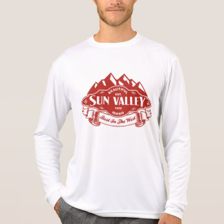 Sun Valley Mountain Emblem T-Shirt