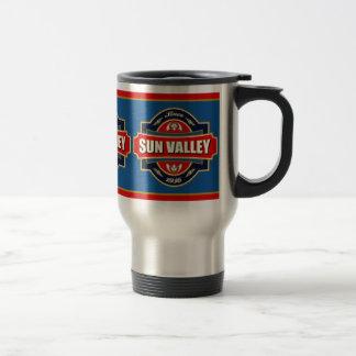 Sun Valley Old Label Travel Mug