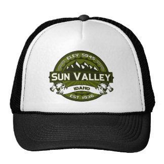 Sun Valley Olive Trucker Hat