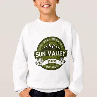Sun Valley Olive Sweatshirt