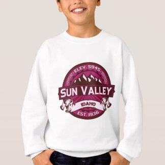 Sun Valley Raspberry Sweatshirt