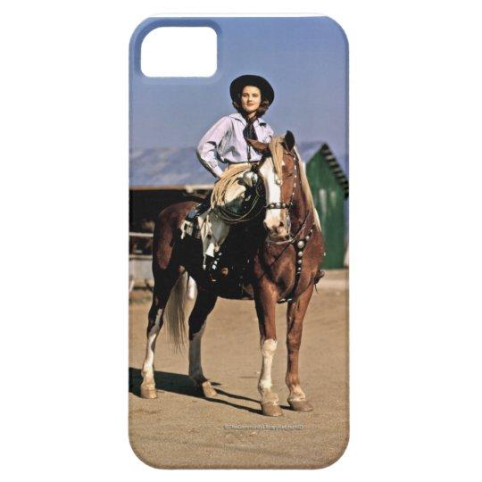 Sun Valley Sally iPhone SE/5/5s Case