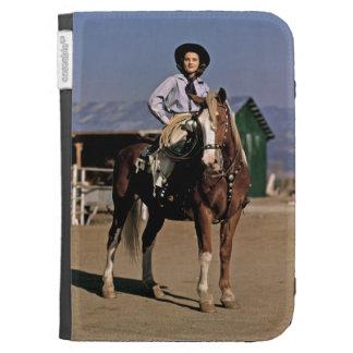 Sun Valley Sally Kindle Folio Cases