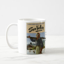 Sun Valley Ski Coffee Mug