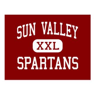 Sun Valley - Spartans - altos - Monroe Postal