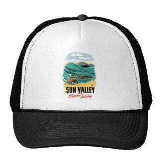 Sun Valley Summer Holiday Trucker Hat