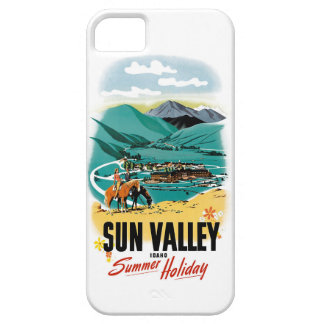 Sun Valley Summer Holiday iPhone SE/5/5s Case