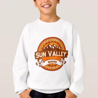 Sun Valley Tangerine Sweatshirt