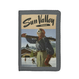 Sun Valley USA Vintage Travel wallets