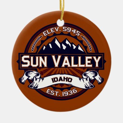 Sun Valley Vibrant Ornaments