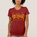 Sun Valley Vintage Gold T Shirts